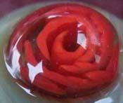 Murrini Rose - Red