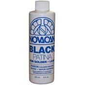 Novacan Black Patina 8 oz++ Black Magic