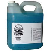 Novacan Black Patina for Zinc (2 Gallons) [HZ]