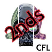 Seconds Siriusly (CFL) Rod 33 COE  (sold by the pound)