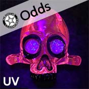 Odd - Lucy (UV) 18 in. Rod 33 COE (sold by the pound)