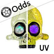 Odd - Nova (UV) 18 in. Rod 33 COE (sold by the pound)