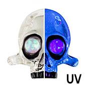 Luna (UV) 18 in. Rod 33 COE (1/4 lb. minimum order)