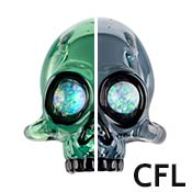 Hydra (CFL) Rod 33 COE (1/4 lb. minimum order)