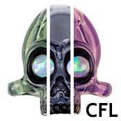 Siriusly (CFL) Rod 33 COE (1/4 lb. minimum order)