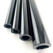 Jet Black Tube 33 COE (1/4 lb. minimum order)