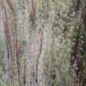 Oceana White/ Green/ Brown