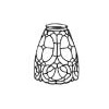 Renaissance (4-1/2 in.) Lamp Mold Kit 156 pieces