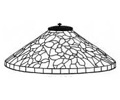 Clematis (18 in.) Lamp Mold Kit 444 pieces