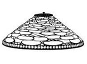 Lilypad Cone (20 in.) Lamp Mold Kit 355 pieces
