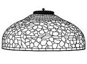 Dogwood (22 in.) Lamp Mold Kit 784 pieces