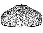 Azalea Turban (20 in.) Lamp Mold Kit 1326 pieces