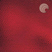 Ruby Red Cathedral Granite Transparent Fusible 96 coe