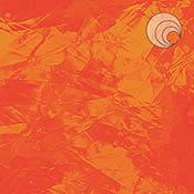 Orange Artique Transparent Fusible 96 coe
