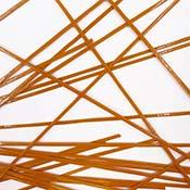 Terra Cotta Opal Noodle Fusible 96 COE