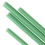 Pastel Green Opal Rod Fusible 96 COE