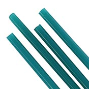 Turquoise Green Opal Rod Fusible 96 COE