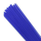 Medium Blue Opal Stringer Fusible 96 COE
