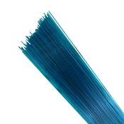 Deep Aqua Transparent Stringer Fusible 96 COE
