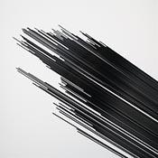 Black Stringer Fusible 96 COE