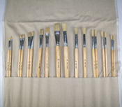 Stippler Variety Pack- 18 brushes