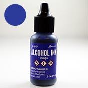 Alcohol Ink Indigo ++