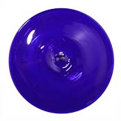 3.75 in. Blue Rondel