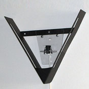 Kit - Black Finish V-Frame and Electrical Fixture