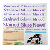 Stained Glass News Magazine Issue 98 - 10 pack