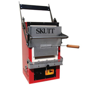 Skutt Scarab Mini Annealing Kiln. Opening: 16-1/4 in. x 12 in. Depth: 12""
