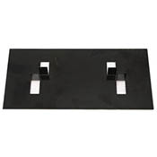 Black Base Stand - 8.5 in.