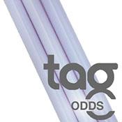 Odd - Pink Slyme 33 COE Rod Bundle