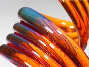 Apricot 33 COE Rod (1/4 lb. minimum order)