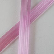 Pink Lollypop 33 COE Rod (1/4 lb. minimum order)