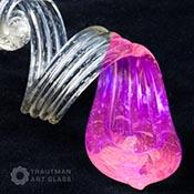 Pink Proton (UV) 33 COE Rod (1/4 lb. minimum order)
