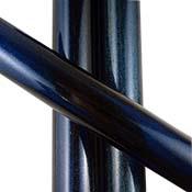 Heavy Blue Stardust Tube 33 COE (sold per pound, 1/4 pound minimum)