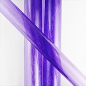 Purple Lollypop Tube 33 COE (sold per pound, 1/4 pound minimum)
