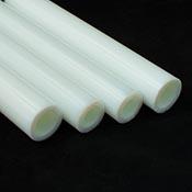 Experimental Secret White 33 COE Tube (1/4 lb. minimum order)