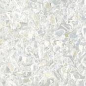 4 lb. Jar Clear Metallic Iridescent Medium Frit System 96