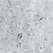 4 lb. Jar Water Clear Coarse Frit System 96