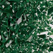 Dark Green Opal Medium Frit System 96 (8.5 oz. jar)