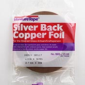 Silver Back Foil Tape (1/2 in.) 1.5 mil