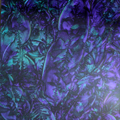 Violet and Bluegreen