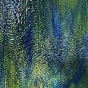 Dark Blue/Yellow Green/Light Opal Streaky Granite