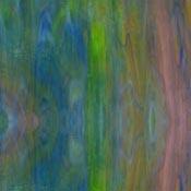 Medium Purple/ Dark Blue/ Yellow-Green Opal
