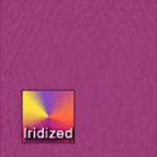 Dark Purple Ripple Iridized