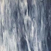 Steel Blue with Opal Dense