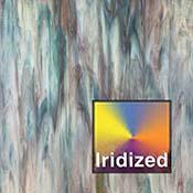 Med Purple/ Sky Blue/ Opal&Crystal Base Iridized