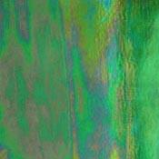 Wissmach 96 COE Garden Green Transparent Luminescent Fusible