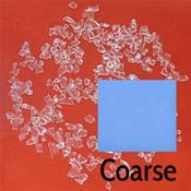 Reactive Blue Opal Coarse Frit 96 COE